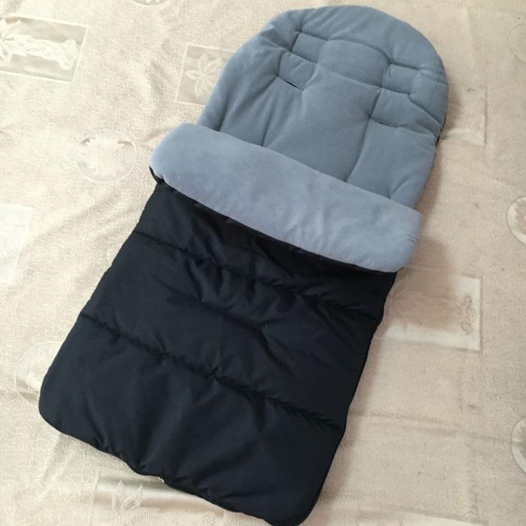 1 pc lot invierno oto o beb saco de dormir c lido cochecito de beb saco 2
