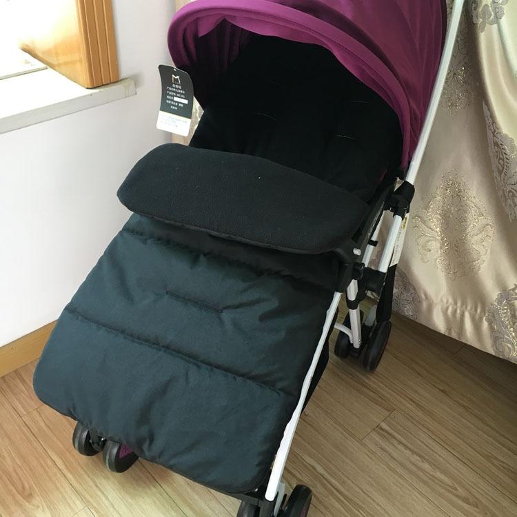 1 pc lot invierno oto o beb saco de dormir c lido cochecito de beb saco 5