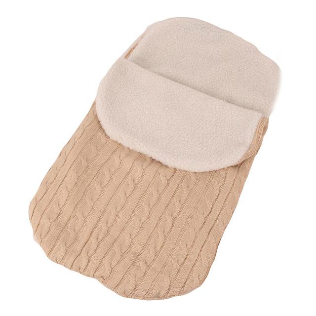 MUQGEW invierno Beb manta lindo reci n nacido Swaddle Wrap c lido Unisex beb saco de 3.jpg 640x640 3
