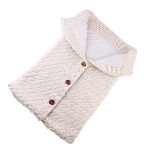 Puseky beb sacos de dormir algod n tejido sobre para Reci n Nacido footmuff para cochecito 1.jpg 640x640 1