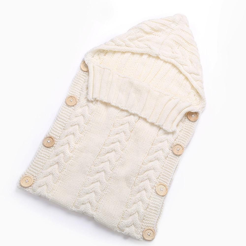 Sobre para reci n nacidos beb ni as ni os saco de dormir capullo bot n 4
