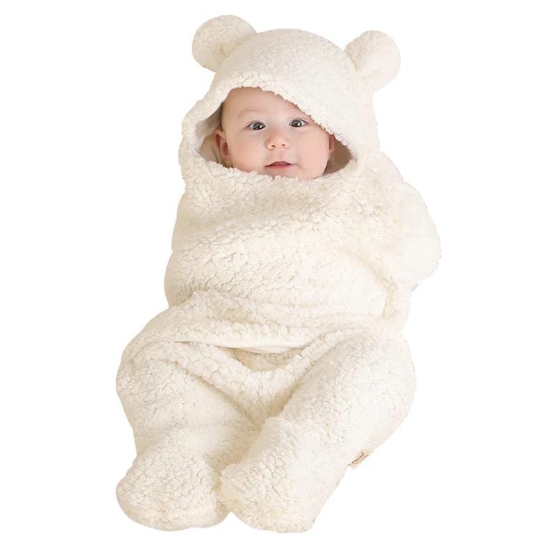 0 12 meses oto o beb saco de dormir sobre para beb reci n nacido invierno 1