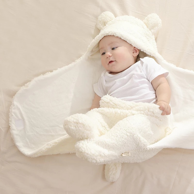 0 12 meses oto o beb saco de dormir sobre para beb reci n nacido invierno 2