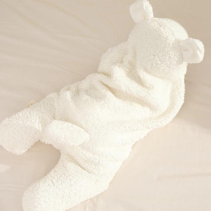 0 12 meses oto o beb saco de dormir sobre para beb reci n nacido invierno 3