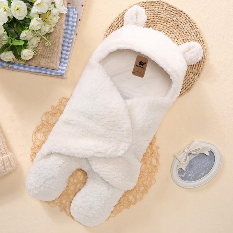 0 12 meses oto o beb saco de dormir sobre para beb reci n nacido invierno 4