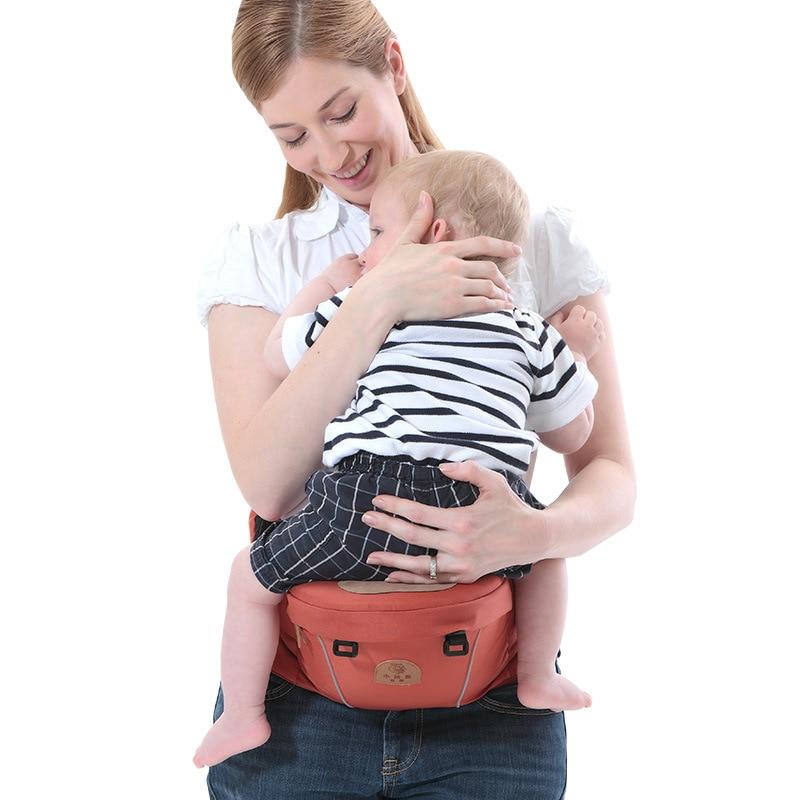 2018 nuevo beb portador de beb cintur n Hipseat infantil beb Hip asiento beb tirantes 2