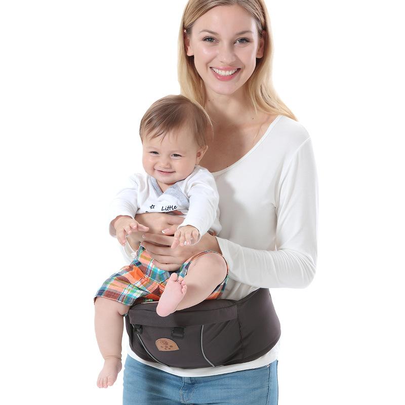 2018 nuevo beb portador de beb cintur n Hipseat infantil beb Hip asiento beb tirantes 3