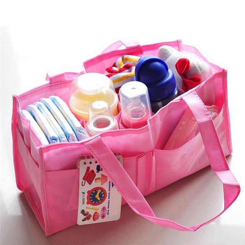 Bolsa port til para mam bolsa de almacenamiento multifuncional para beb bolsa de maternidad bolso para 3