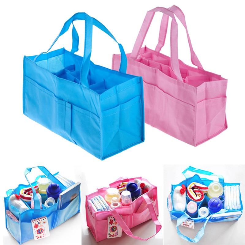 Bolsa port til para mam bolsa de almacenamiento multifuncional para beb bolsa de maternidad bolso para