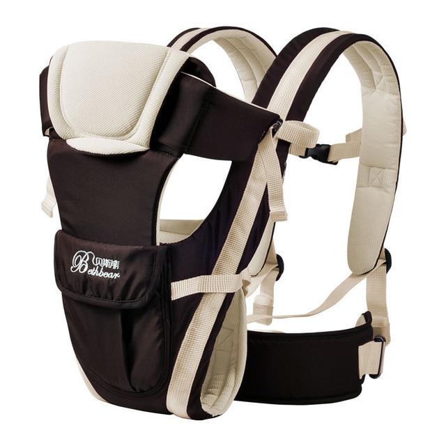 Bolso de canguro para beb de 0 30 meses ergon mico para ni os mochila con 3.jpg 640x640 3