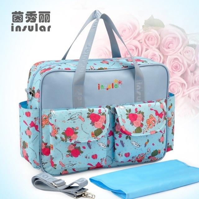 Caliente Bolsa de pa ales para beb de gran capacidad bolso de maternidad de moda 12.jpg 640x640 12