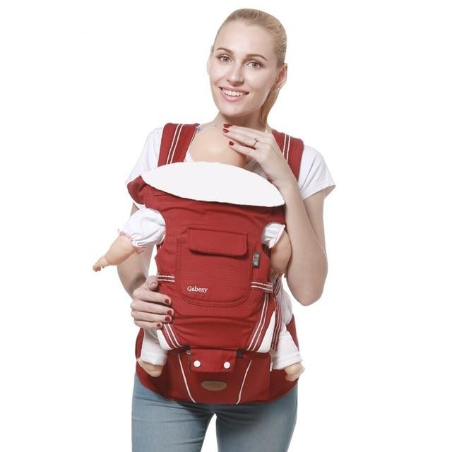 Gabesy portabeb s Mochila De Transporte ergon mico para reci n nacido y prevenir piernas tipo 2.jpg 640x640 2
