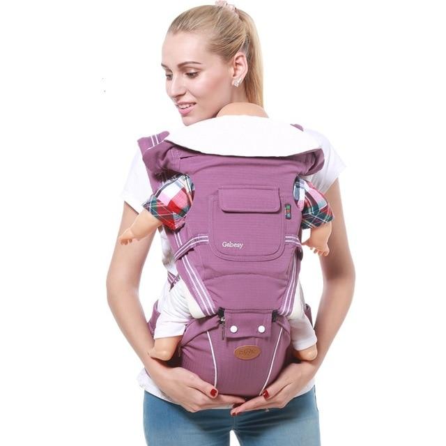 Gabesy portabeb s Mochila De Transporte ergon mico para reci n nacido y prevenir piernas