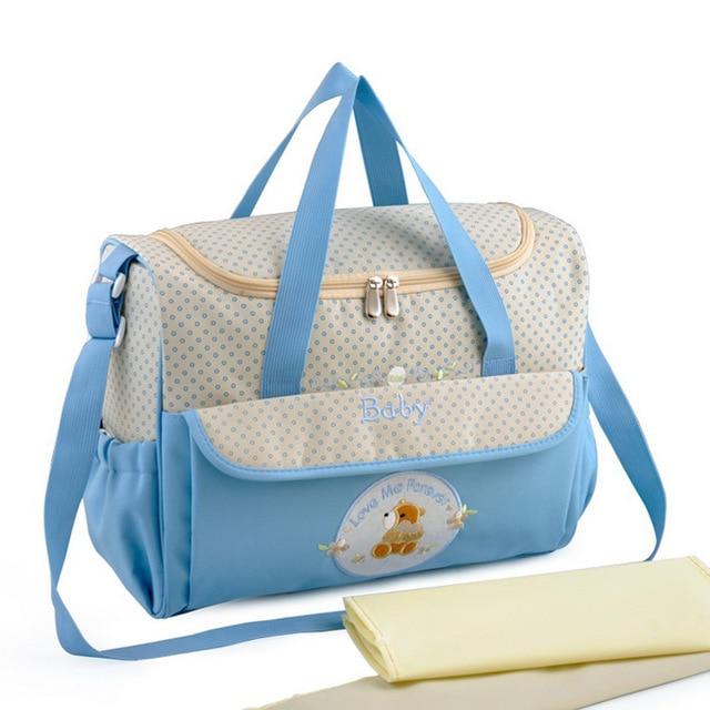 Insular mam beb bolsa multifuncional beb pa al cambiante hombro bolso de maternidad para mam 2.jpg 640x640 2