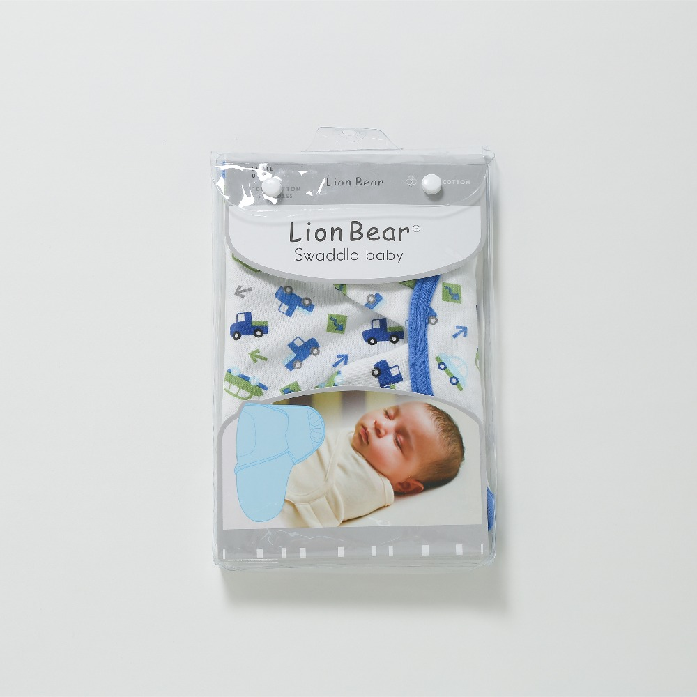 Le n oso envelope para reci n nacidos 100 algod n 0 3 meses cocoon beb 5