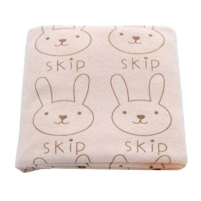 Lindas mantas de dibujos animados para beb s espesar abrigo de conejo para beb reci n 2.jpg 640x640 2
