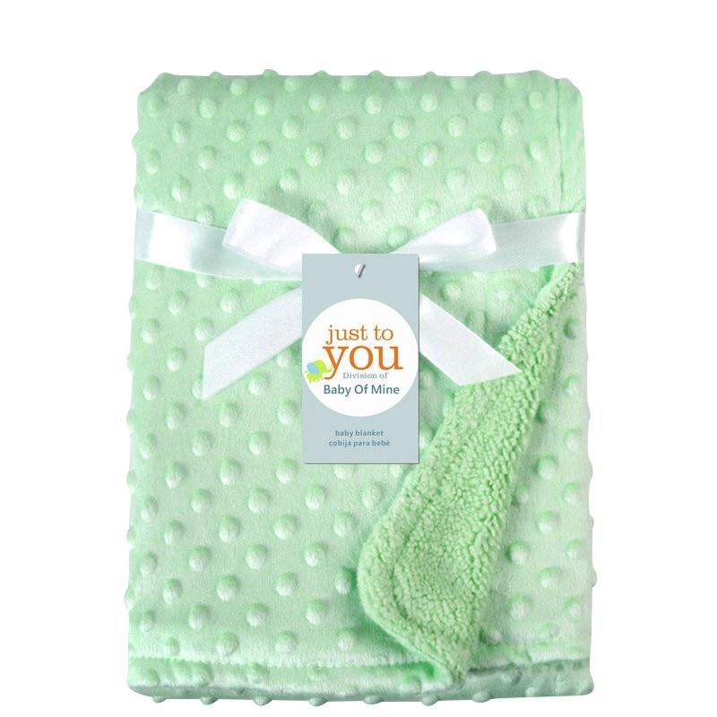 Manta de beb y pa ales para reci n nacidos termales de lana suave conjunto de 9