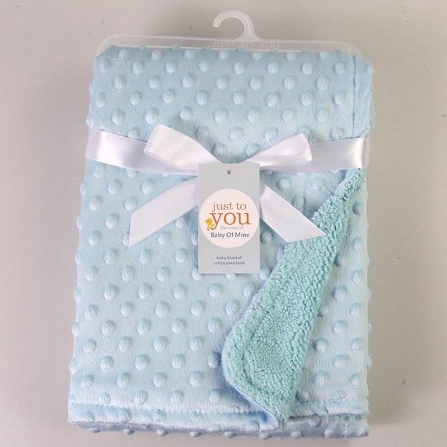 Manta de beb y pa ales para reci n nacidos termales de lana suave conjunto de 9.jpg 640x640 9