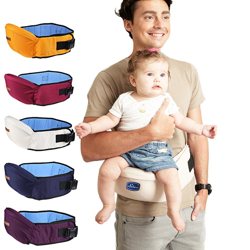 Portabeb s cintura taburete Walkers Baby Sling Hold cintur n de cintura mochila cintur n de