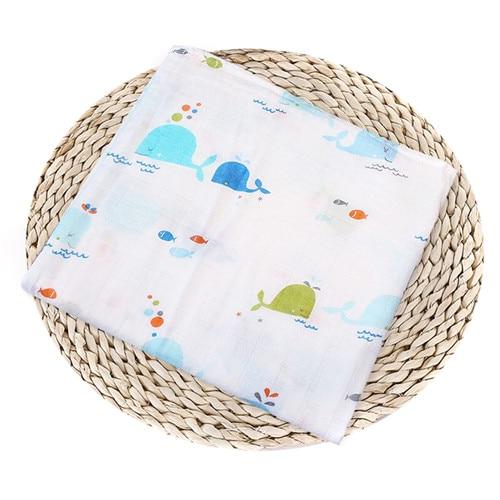 Puseky Flamingo Rosa frutas impresi n mantas muselina del beb cama infantil Swaddle toalla para reci 10.jpg 640x640 10