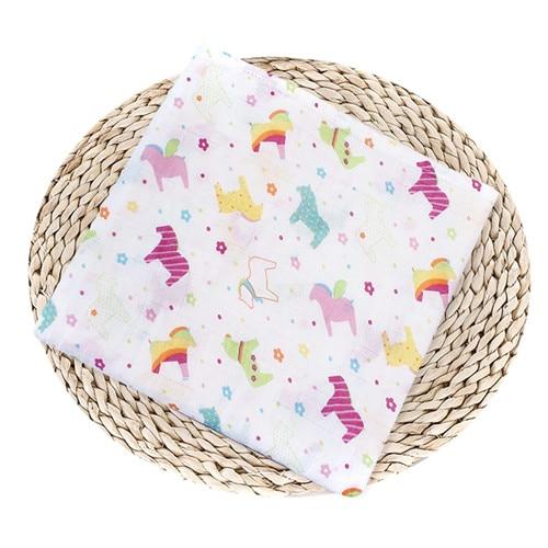 Puseky Flamingo Rosa frutas impresi n mantas muselina del beb cama infantil Swaddle toalla para reci 11.jpg 640x640 11