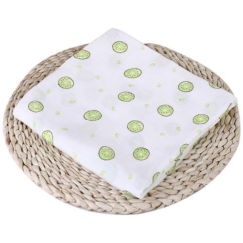 Puseky Flamingo Rosa frutas impresi n mantas muselina del beb cama infantil Swaddle toalla para reci 15.jpg 640x640 15