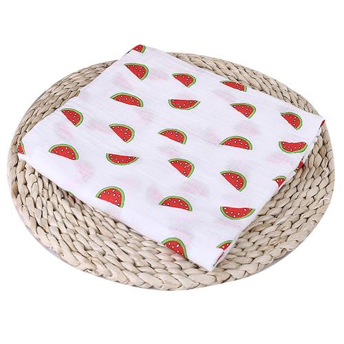 Puseky Flamingo Rosa frutas impresi n mantas muselina del beb cama infantil Swaddle toalla para reci 16.jpg 640x640 16
