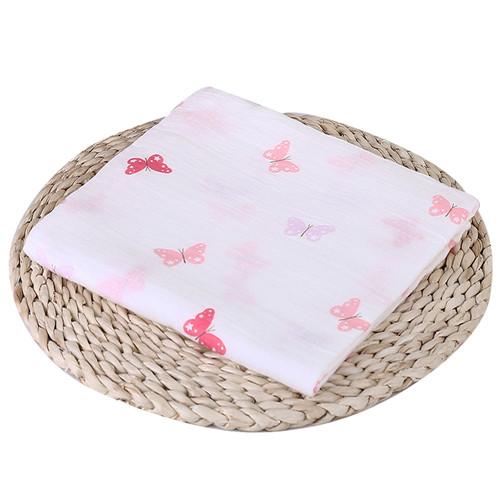 Puseky Flamingo Rosa frutas impresi n mantas muselina del beb cama infantil Swaddle toalla para reci 22.jpg 640x640 22