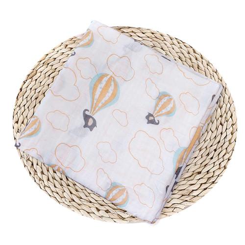 Puseky Flamingo Rosa frutas impresi n mantas muselina del beb cama infantil Swaddle toalla para reci 4.jpg 640x640 4