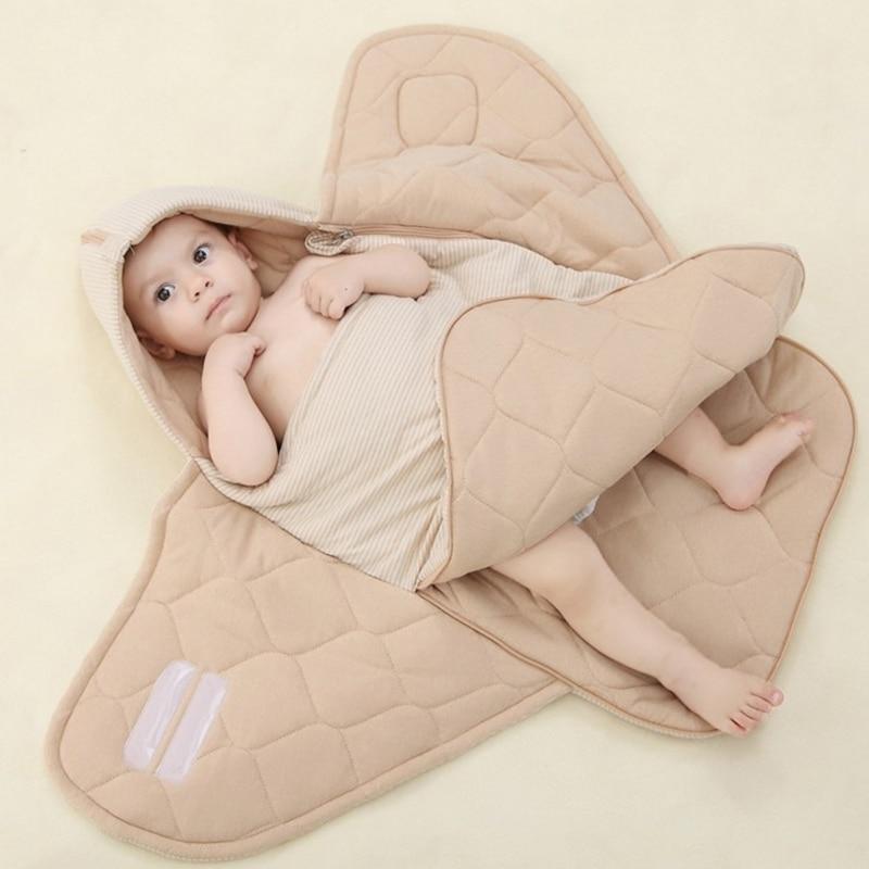 Sobre para beb reci n nacido bolsas de dormir de gran tama o de invierno como 6