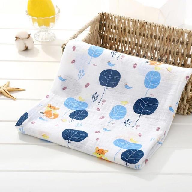 Toallas de algod n muselina para beb para Reci n Nacido mantas de beb Toalla de 22.jpg 640x640 22