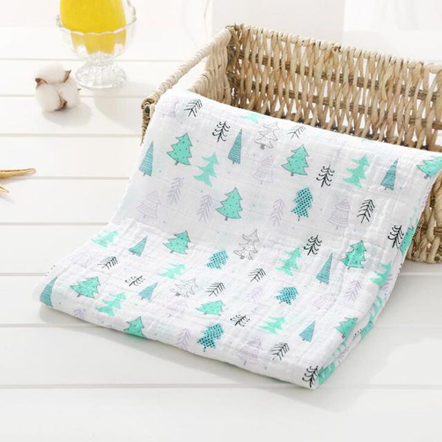 Toallas de algod n muselina para beb para Reci n Nacido mantas de beb Toalla de 24.jpg 640x640 24