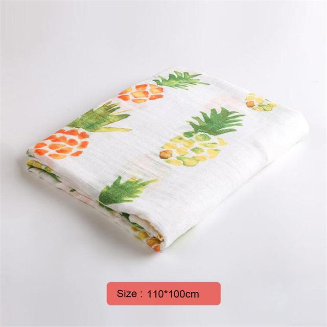 Toallas de algod n muselina para beb para Reci n Nacido mantas de beb Toalla de 7.jpg 640x640 7