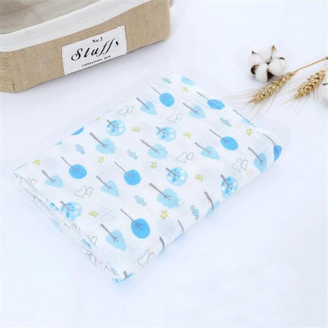 Toallas de algod n muselina para beb para Reci n Nacido mantas de beb Toalla de 8.jpg 640x640 8