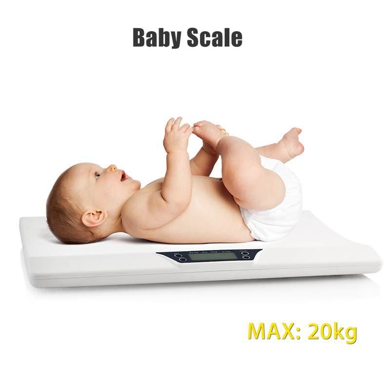 bascula para bebe digital 1