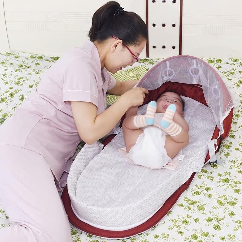cama portatil de bebe 1