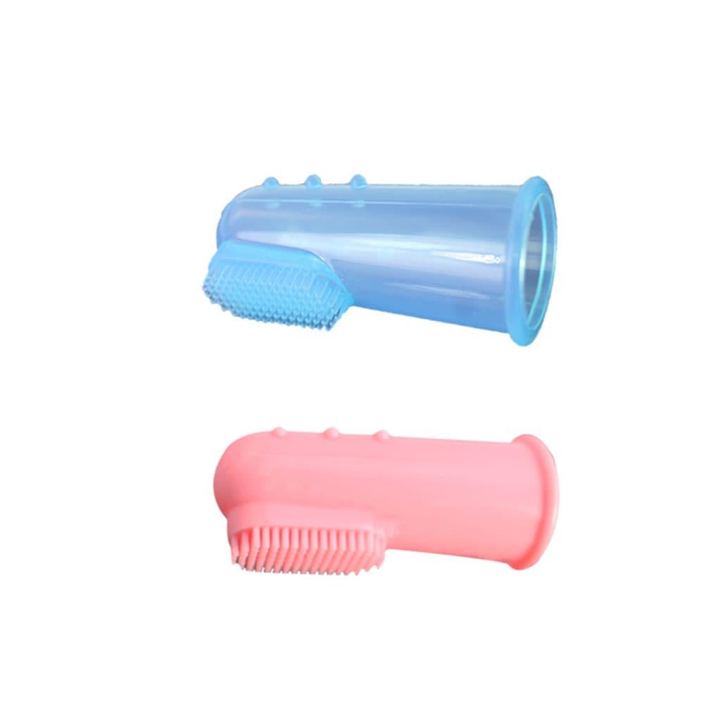 cepillo de dientes de silicona 2