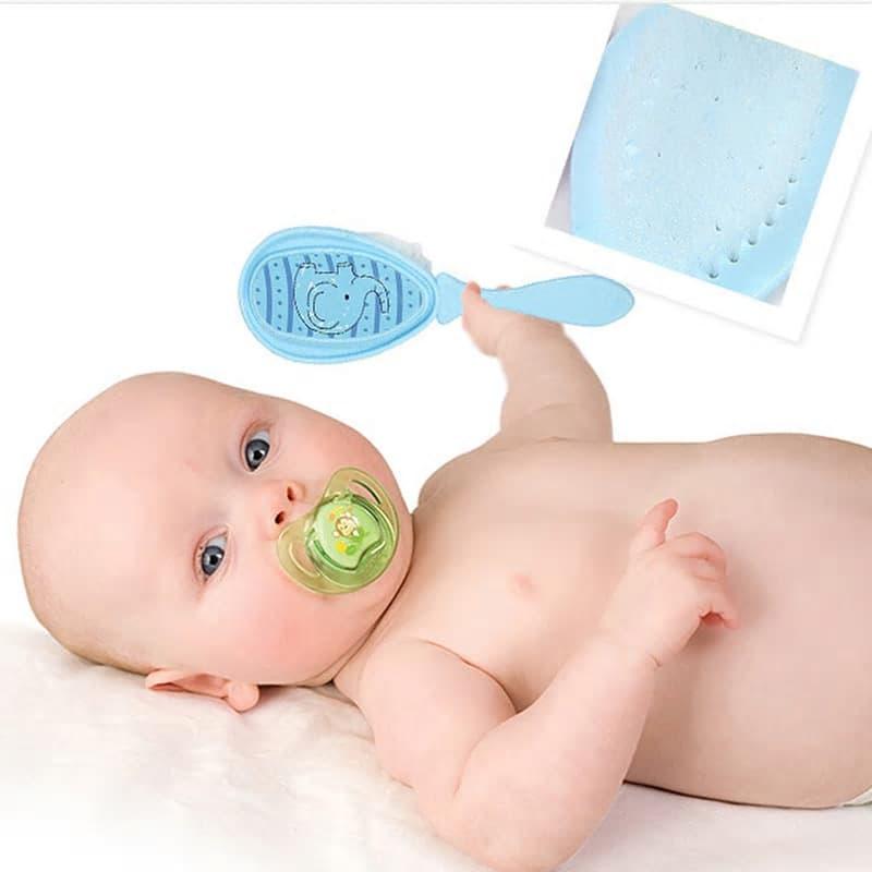 cepillo para bebe de dibujos animados