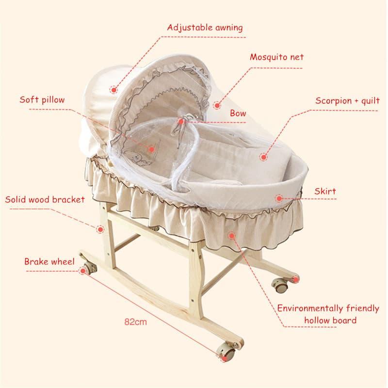 cesta de bebe portatil 2