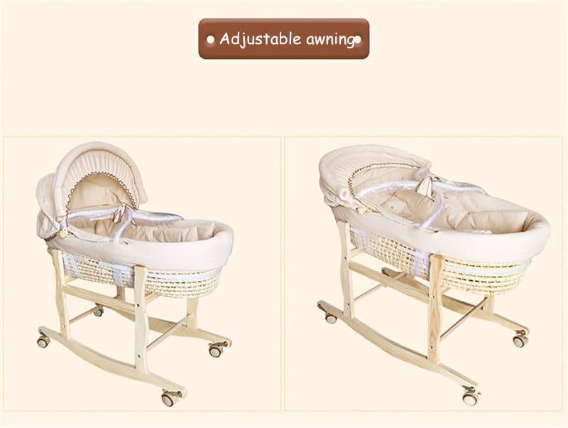cesta de bebe portatil 3