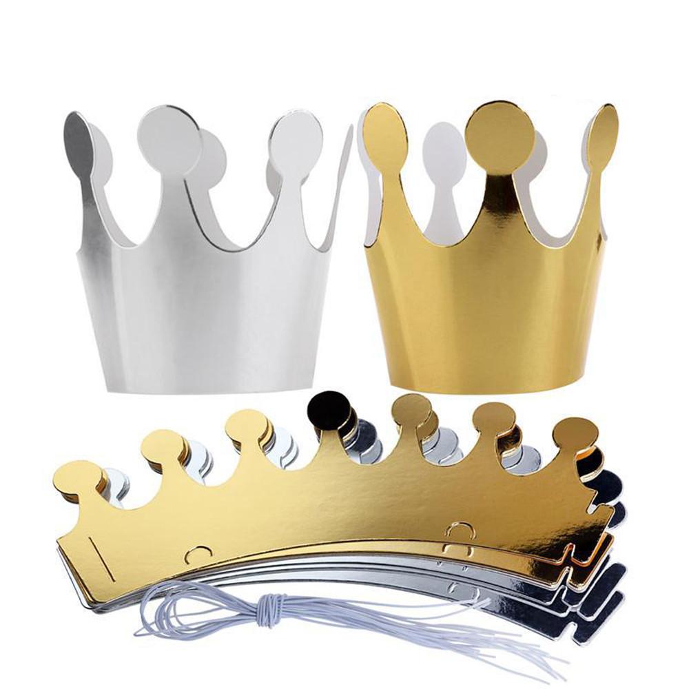 corona carton de cumpleanos