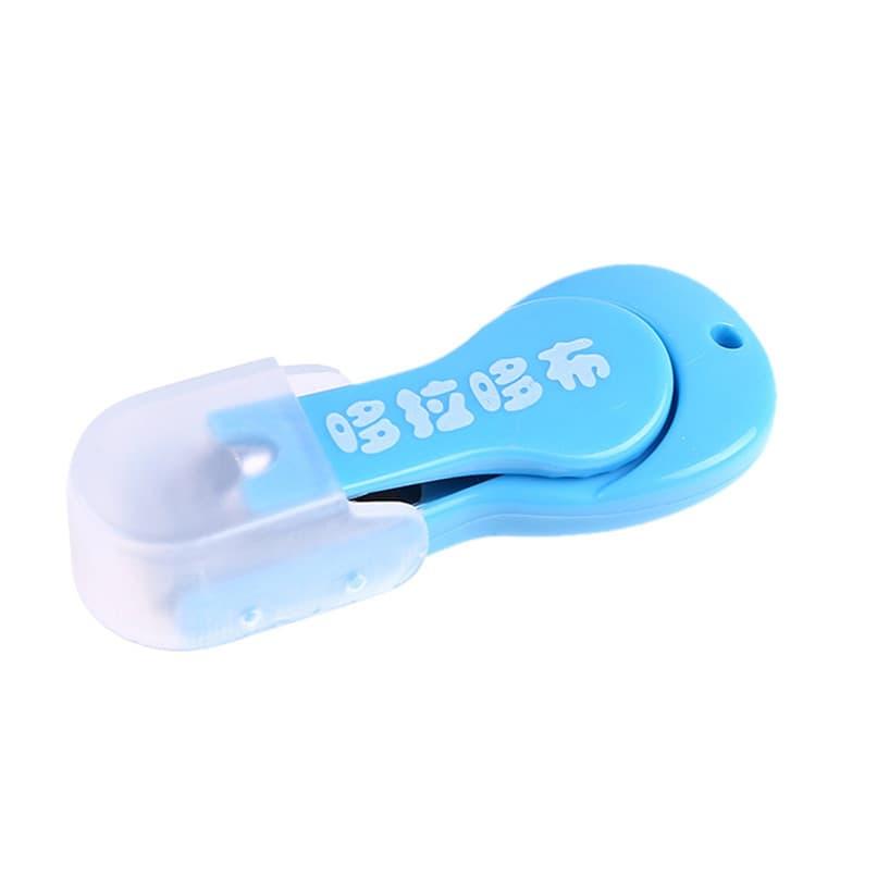 cortaunas para bebe con tapa de seguridad 1