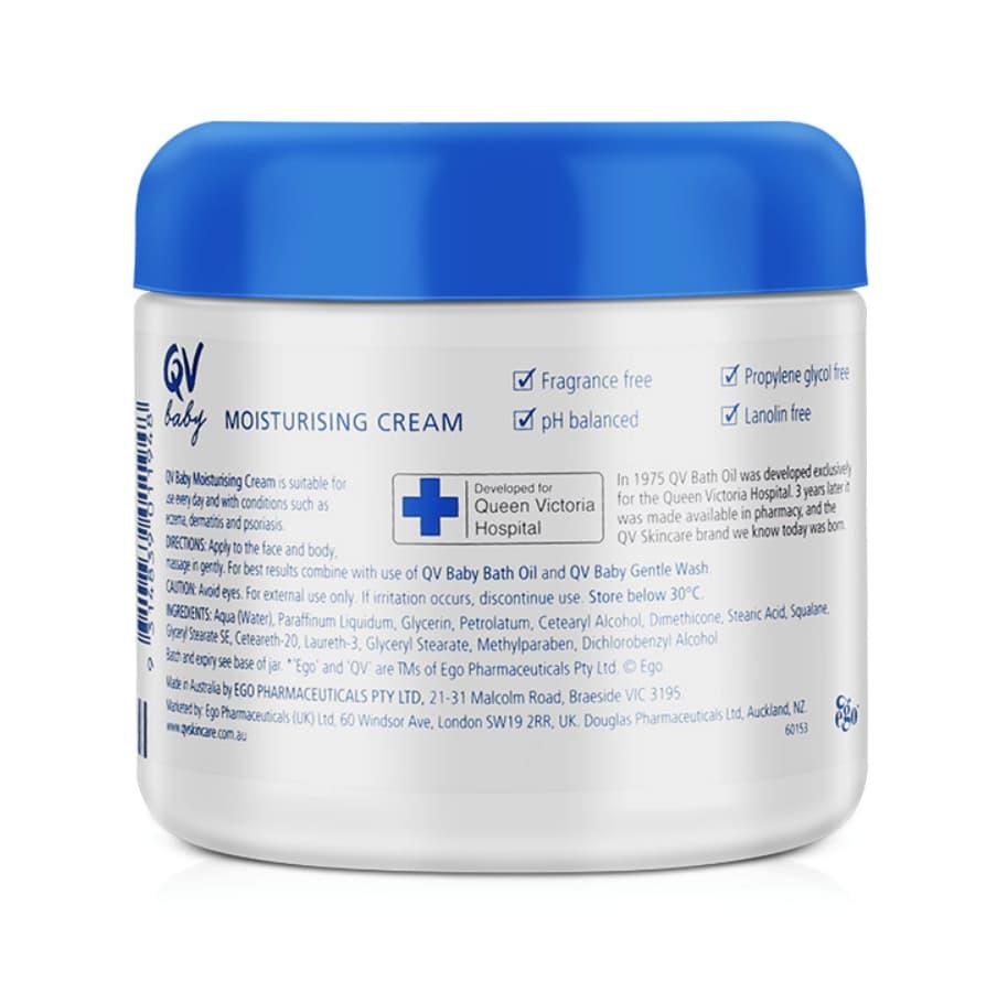 crema cuidado de la piel 1