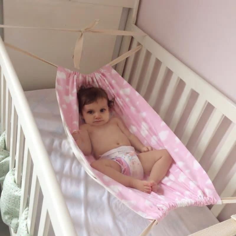 hamaca de bebe cama de dormir desmontable 1