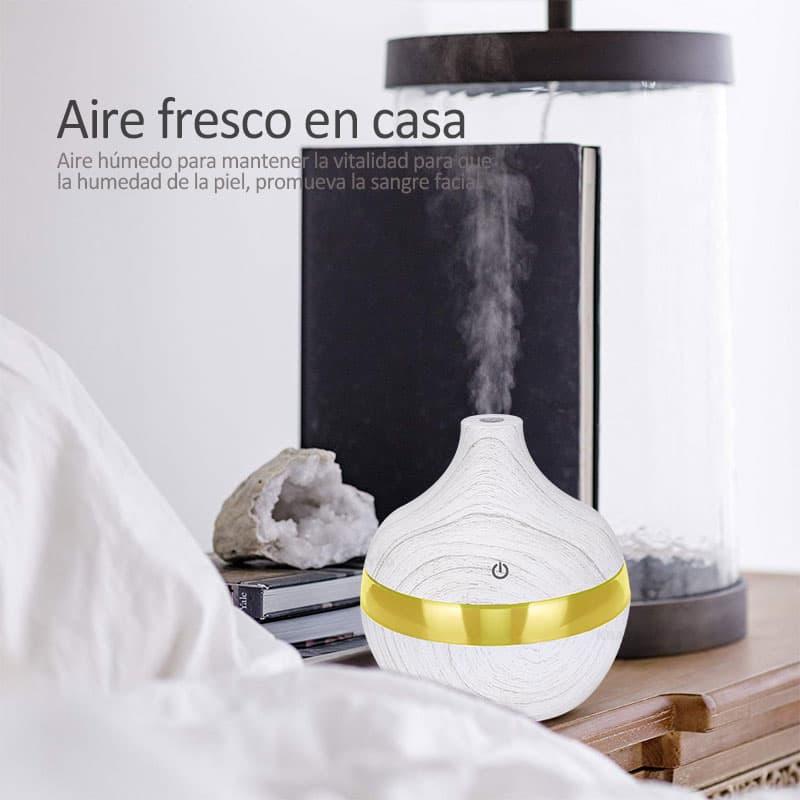 humidificador difusor de aroma