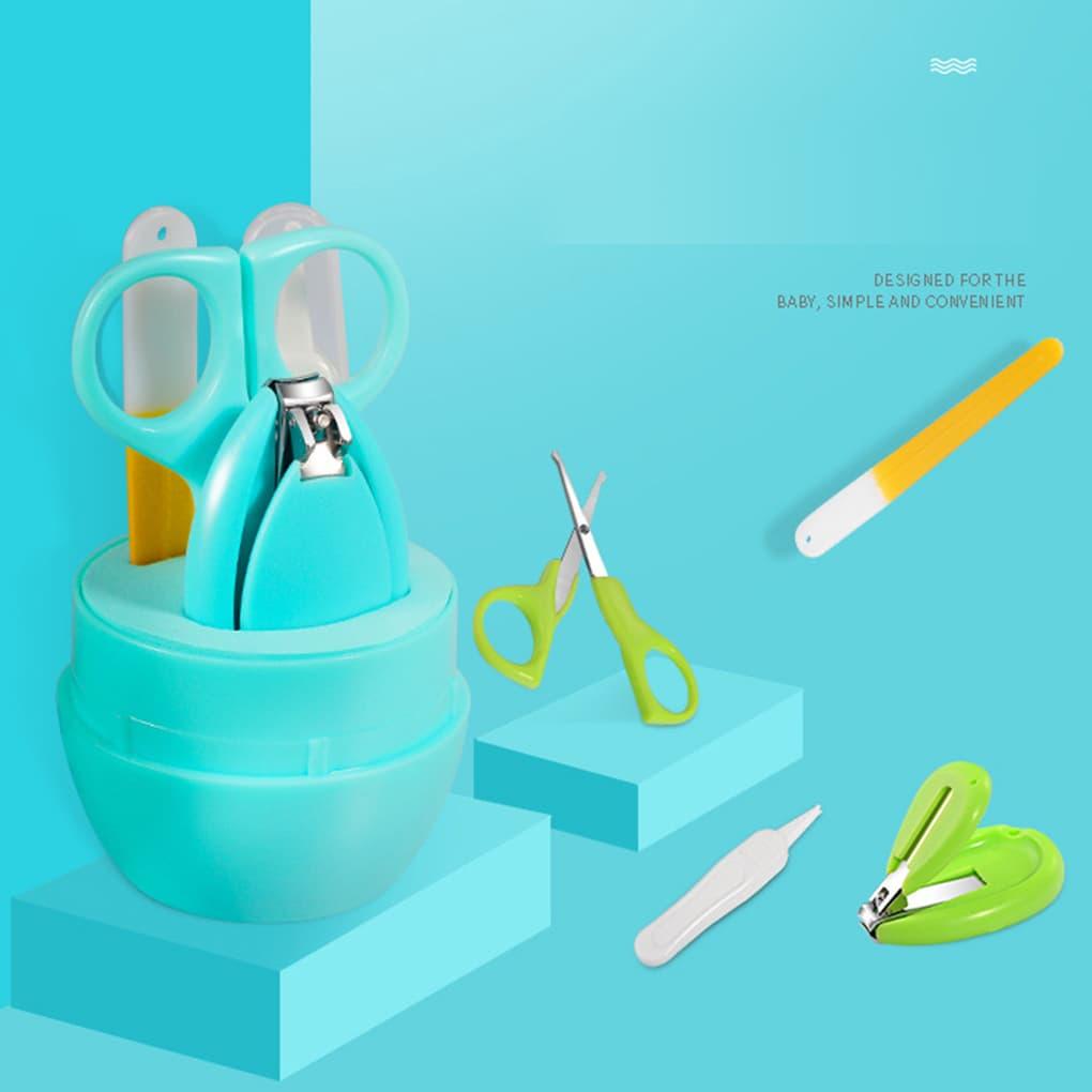 kit cuidado de unas para bebe