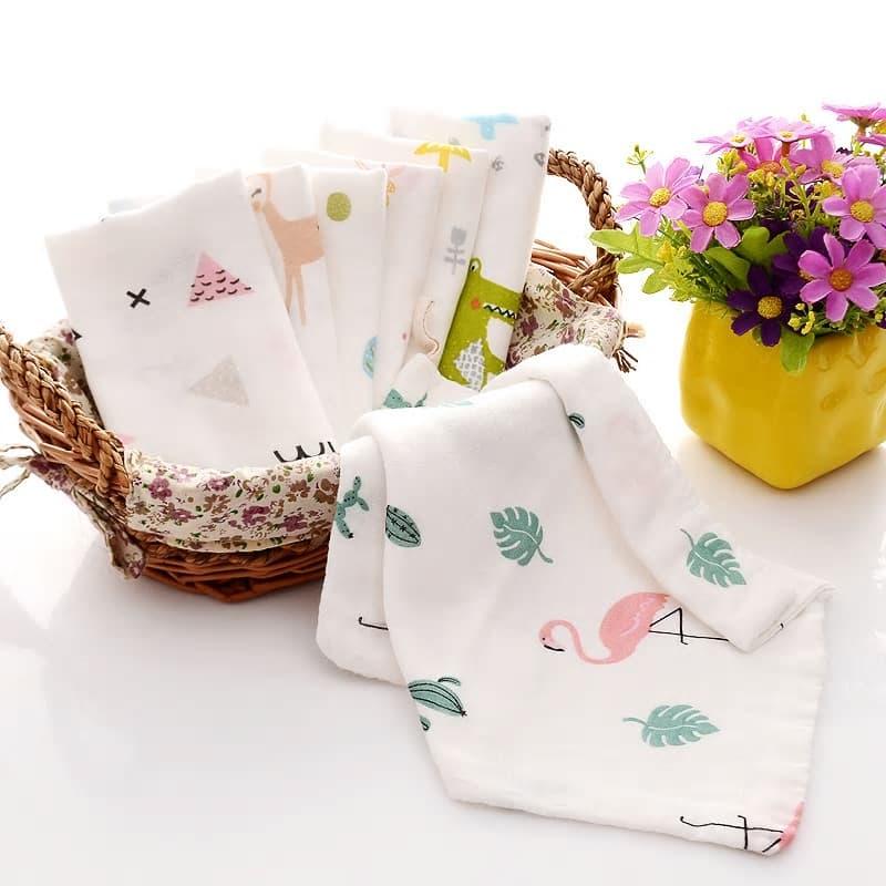 lote toallas para bebe 1