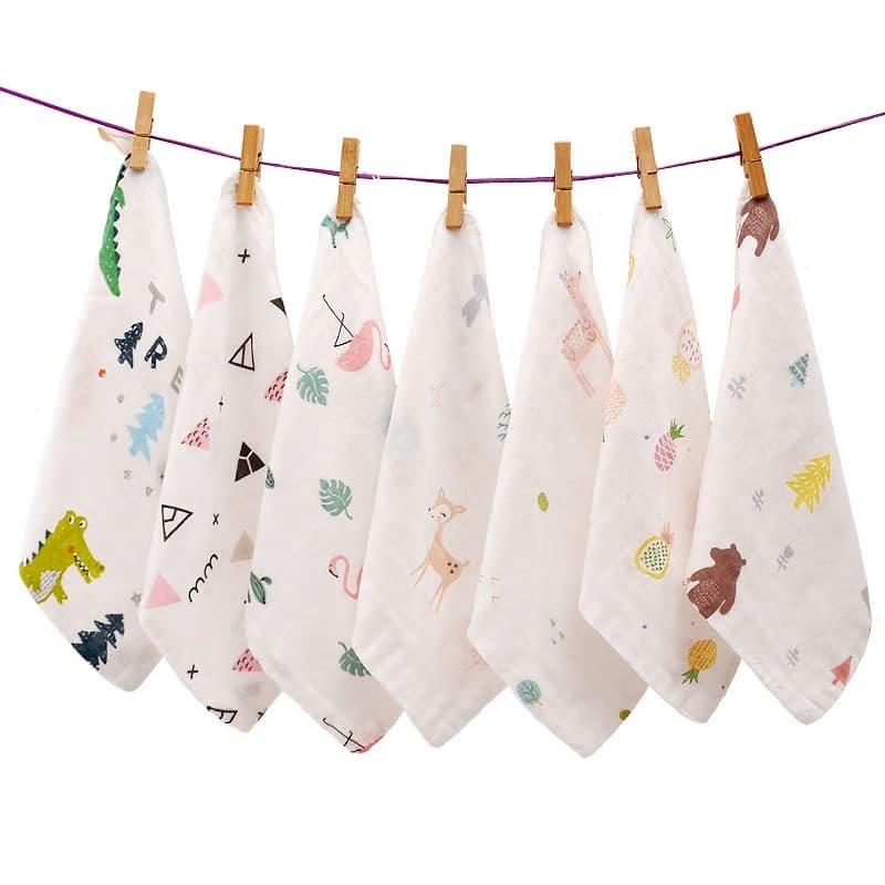 lote toallas para bebe