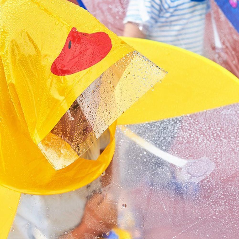 pato gallina chubasquero amarrillo 1