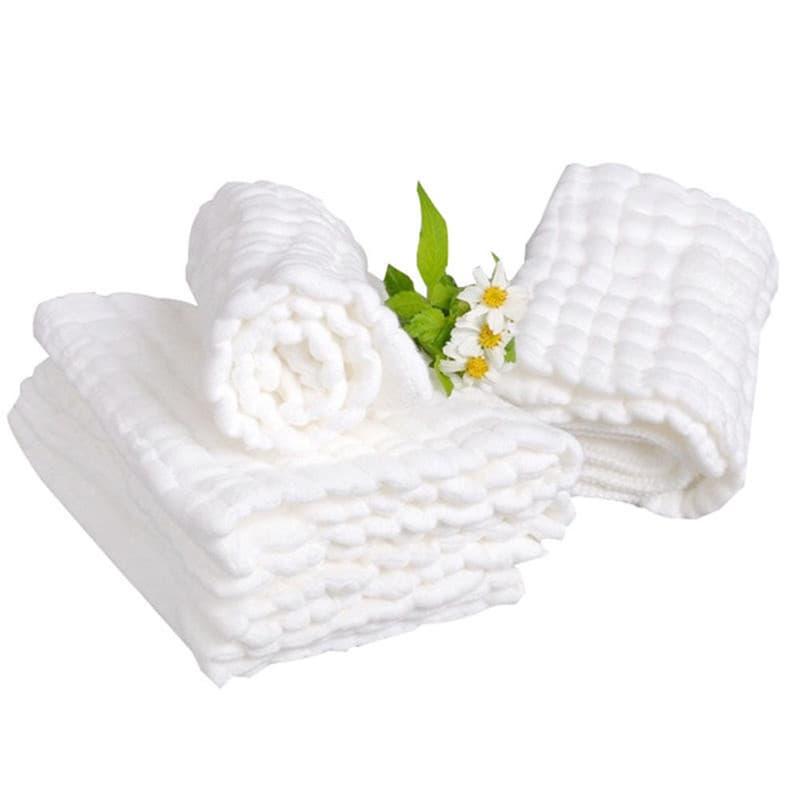 toalla de algodon para bebe